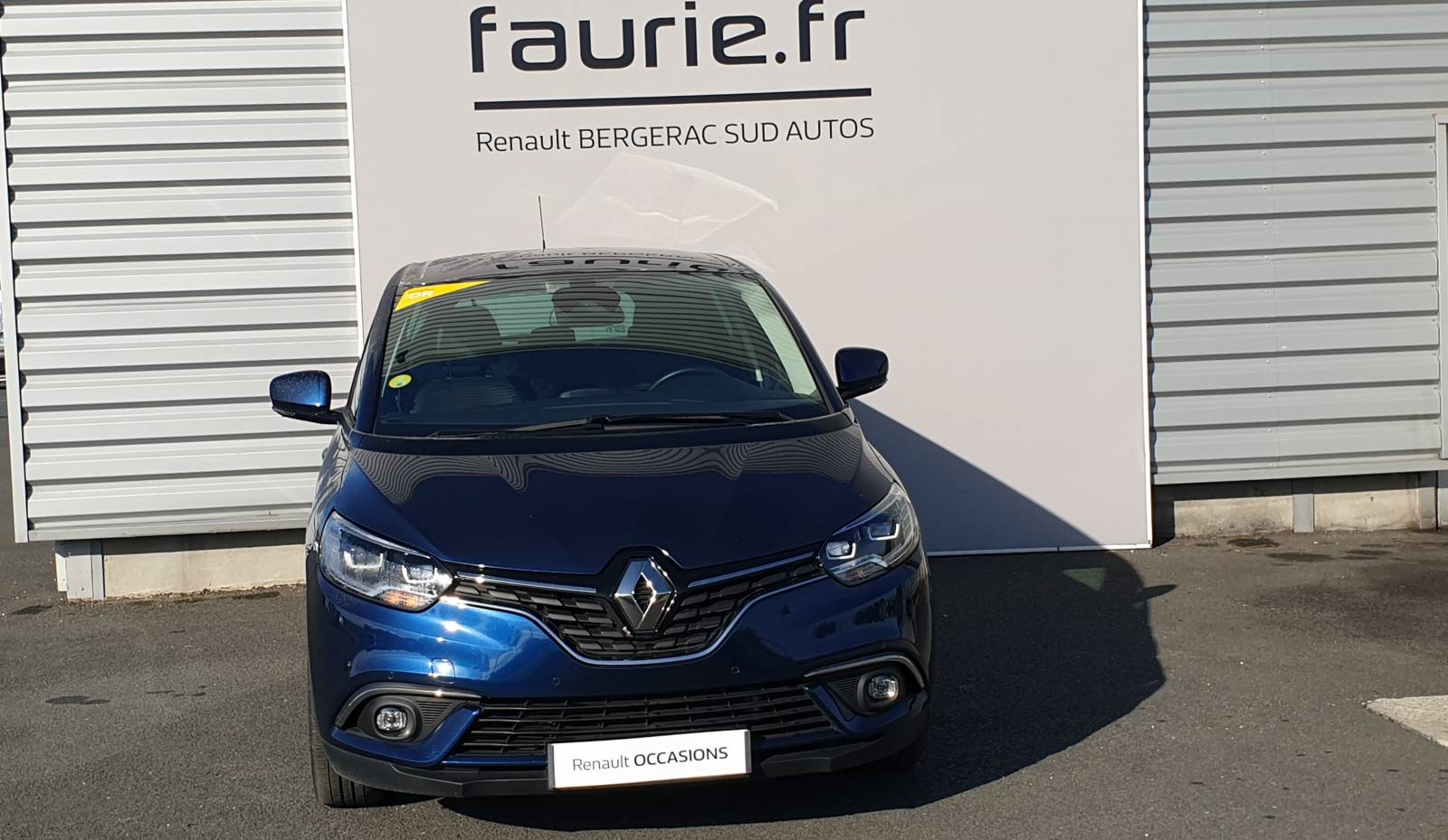 RENAULT Grand Scenic Blue dCi 150 - véhicule d'occasion - Site Internet Faurie - Renault - Faurie Auto Bergerac - 24100 - Bergerac - 2