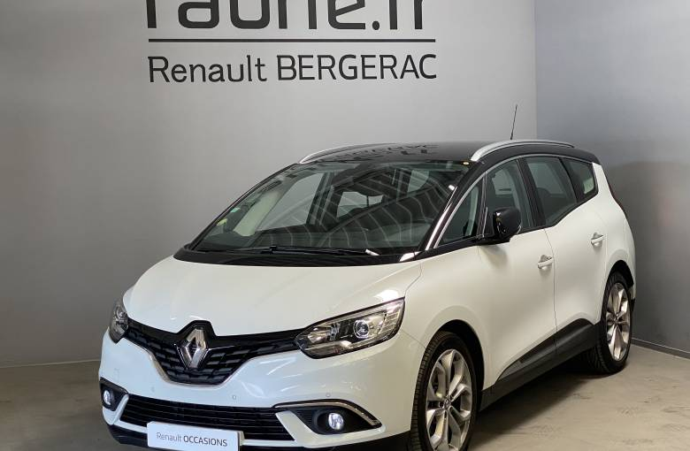 RENAULT GRAND SCENIC IV BUSINESS Grand Scénic dCi 110 Energy EDC  Business 7 pl - véhicule d'occasion - Site Internet Faurie