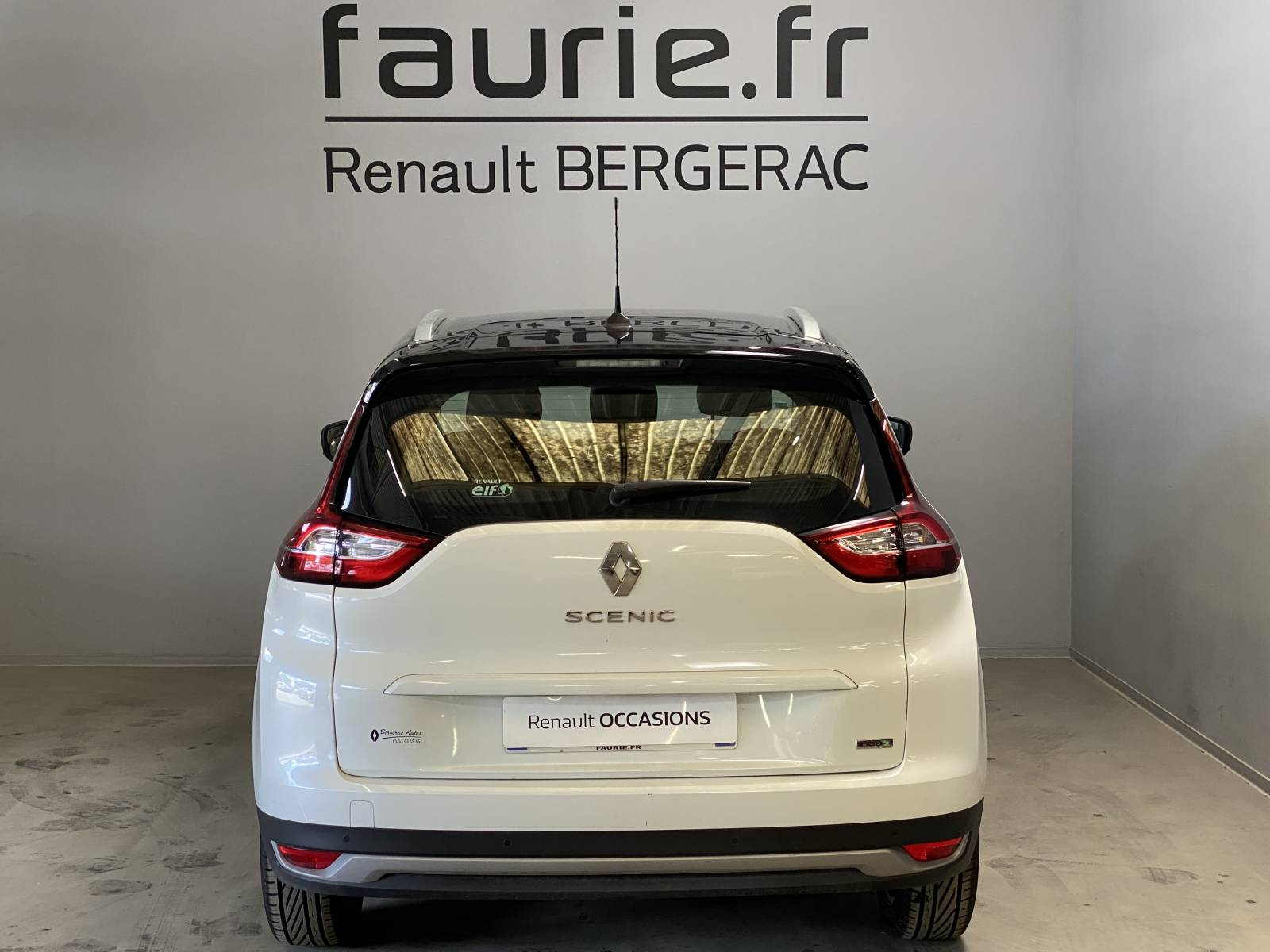 RENAULT Grand Scénic dCi 110 Energy EDC - véhicule d'occasion - Site Internet Faurie - Renault - Faurie Auto Bergerac - 24100 - Bergerac - 6