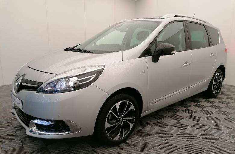 RENAULT GRAND SCENIC III Grand Scénic TCe 130 Energy  Bose Edition 7 pl - véhicule d'occasion - Site Internet Faurie