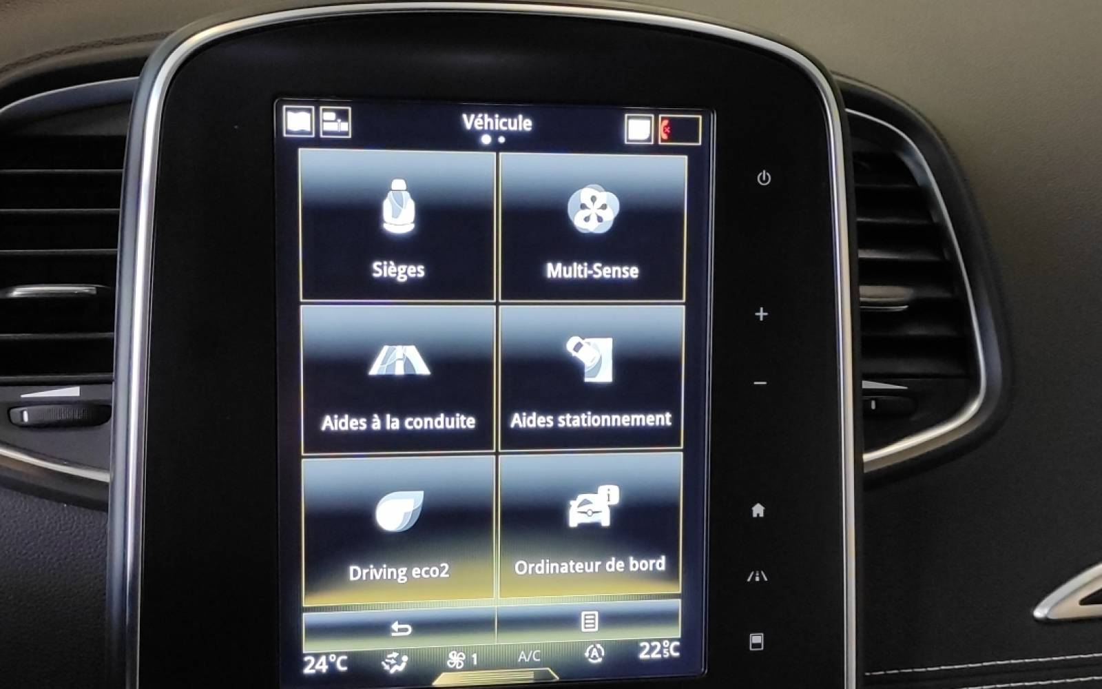 RENAULT Grand Scénic TCe 160 Energy EDC - véhicule d'occasion - Site Internet Faurie - Sarda - 24750 - Trelissac - 36