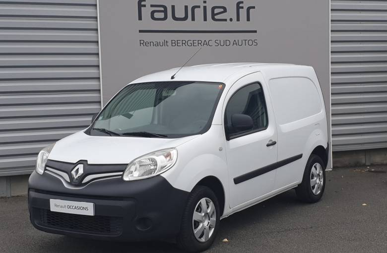RENAULT KANGOO EXPRESS 1.5 DCI 75 ENERGY E6  GRAND CONFORT - véhicule d'occasion - Site Internet Faurie