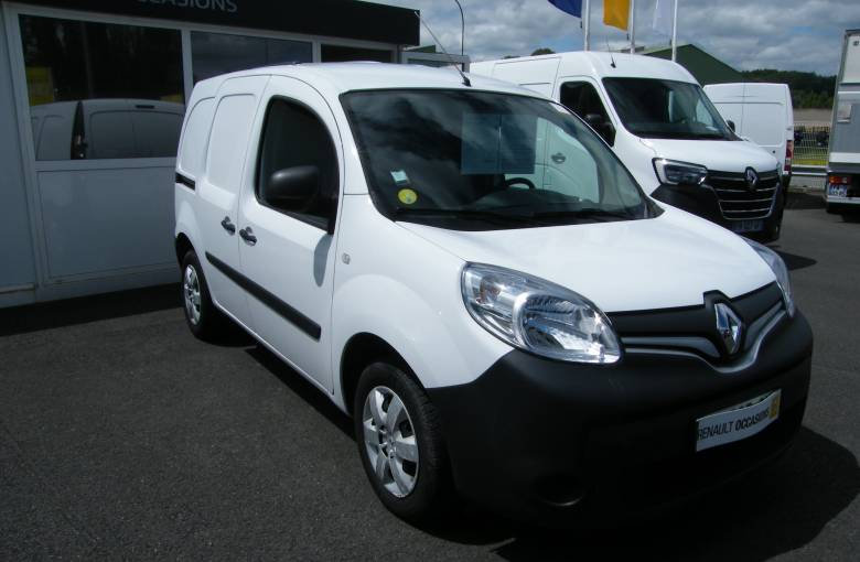 RENAULT KANGOO EXPRESS 1.5 DCI 90 ENERGY E6  EXTRA R-LINK - véhicule d'occasion - Site Internet Faurie