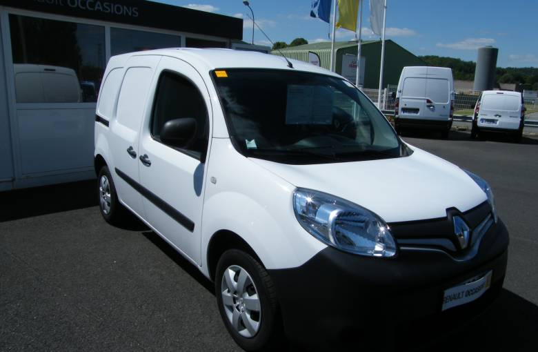 RENAULT KANGOO EXPRESS 1.5 DCI 90 ENERGY E6  GRAND CONFORT - véhicule d'occasion - Site Internet Faurie