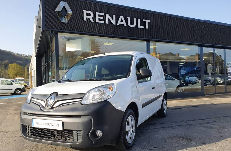 RENAULT KANGOO EXPRESS L1 1.5 DCI 90 ENERGY  EXTRA R-LINK - véhicule d'occasion - Site Internet Faurie