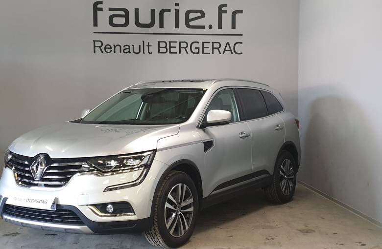RENAULT Koleos dCi 175 4x2 X-tronic Energy  Intens - véhicule d'occasion - Site Internet Faurie