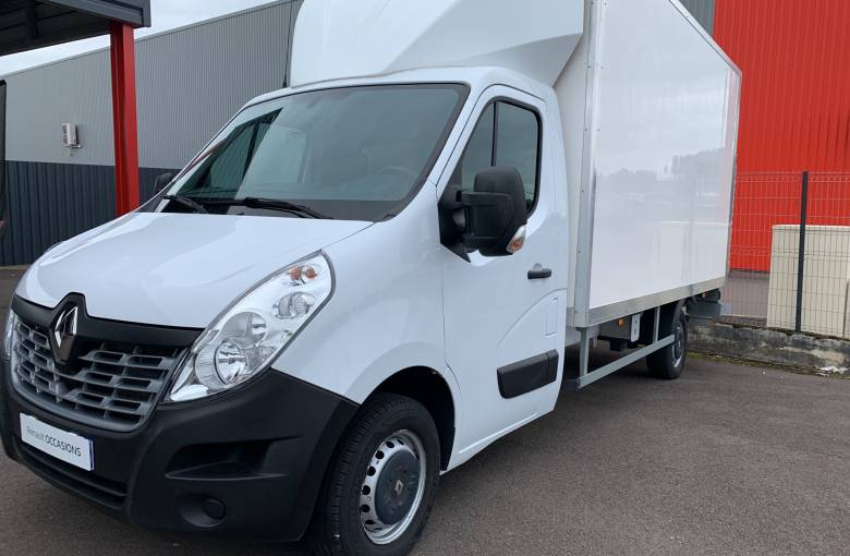 RENAULT MASTER CHASSIS CABINE MASTER CC L3 3.5t 2.3 dCi 145 ENERGY E6  GRAND CONFORT - véhicule d'occasion - Site Internet Faurie