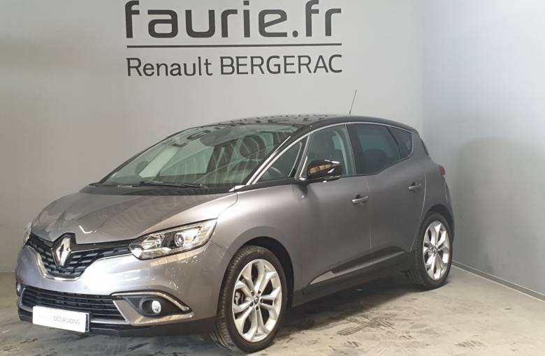 RENAULT SCENIC IV BUSINESS Scenic Blue dCi 120 EDC  Business - véhicule d'occasion - Site Internet Faurie