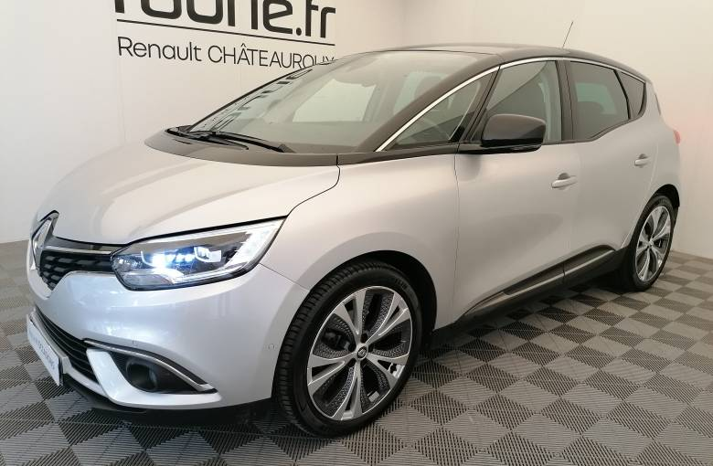 RENAULT SCENIC IV Scenic dCi 110 Energy EDC  Intens - véhicule d'occasion - Site Internet Faurie