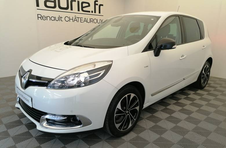 RENAULT SCENIC III Scenic dCi 110 Energy FAP eco2  Bose Edition - véhicule d'occasion - Site Internet Faurie