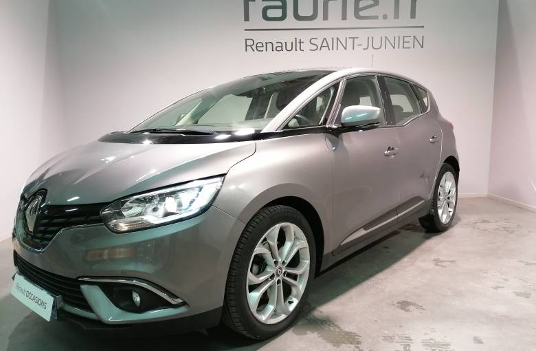 RENAULT SCENIC IV BUSINESS Scenic dCi 110 Energy  Business - véhicule d'occasion - Site Internet Faurie