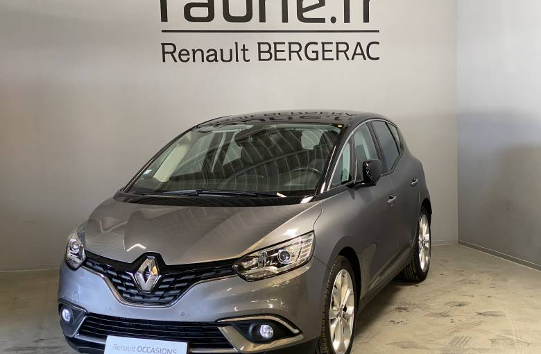 RENAULT SCENIC IV BUSINESS Scenic dCi 130 Energy  Business - véhicule d'occasion - Site Internet Faurie