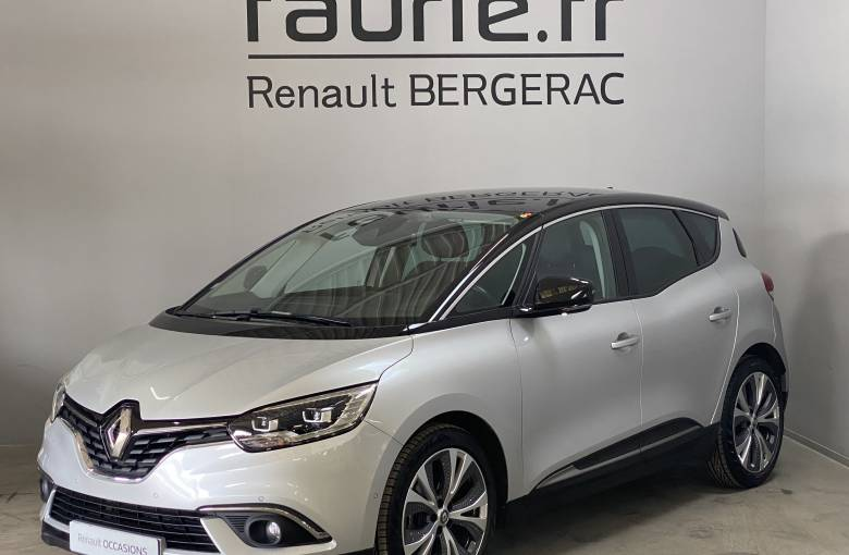 RENAULT SCENIC IV Scenic dCi 130 Energy  Intens - véhicule d'occasion - Site Internet Faurie