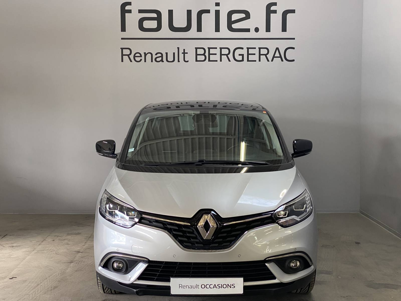 RENAULT Scenic dCi 130 Energy - véhicule d'occasion - Site Internet Faurie - Renault - Faurie Auto Bergerac - 24100 - Bergerac - 2