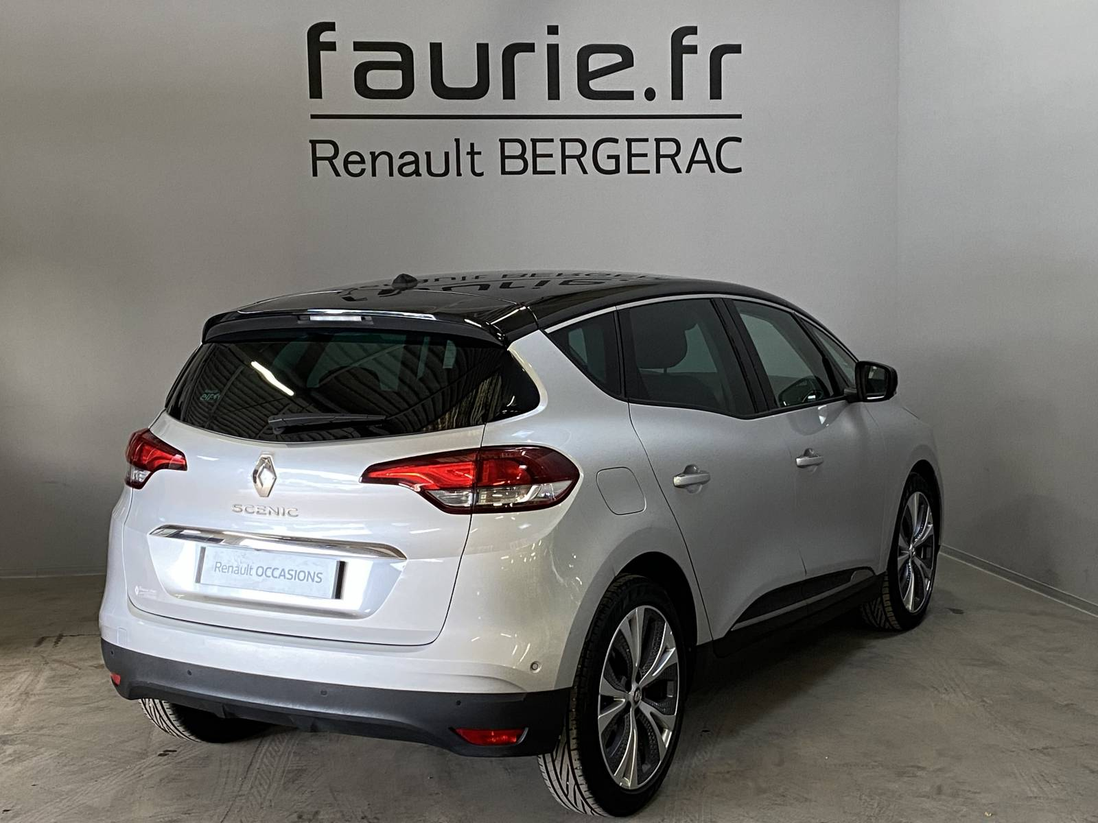 RENAULT Scenic dCi 130 Energy - véhicule d'occasion - Site Internet Faurie - Renault - Faurie Auto Bergerac - 24100 - Bergerac - 5