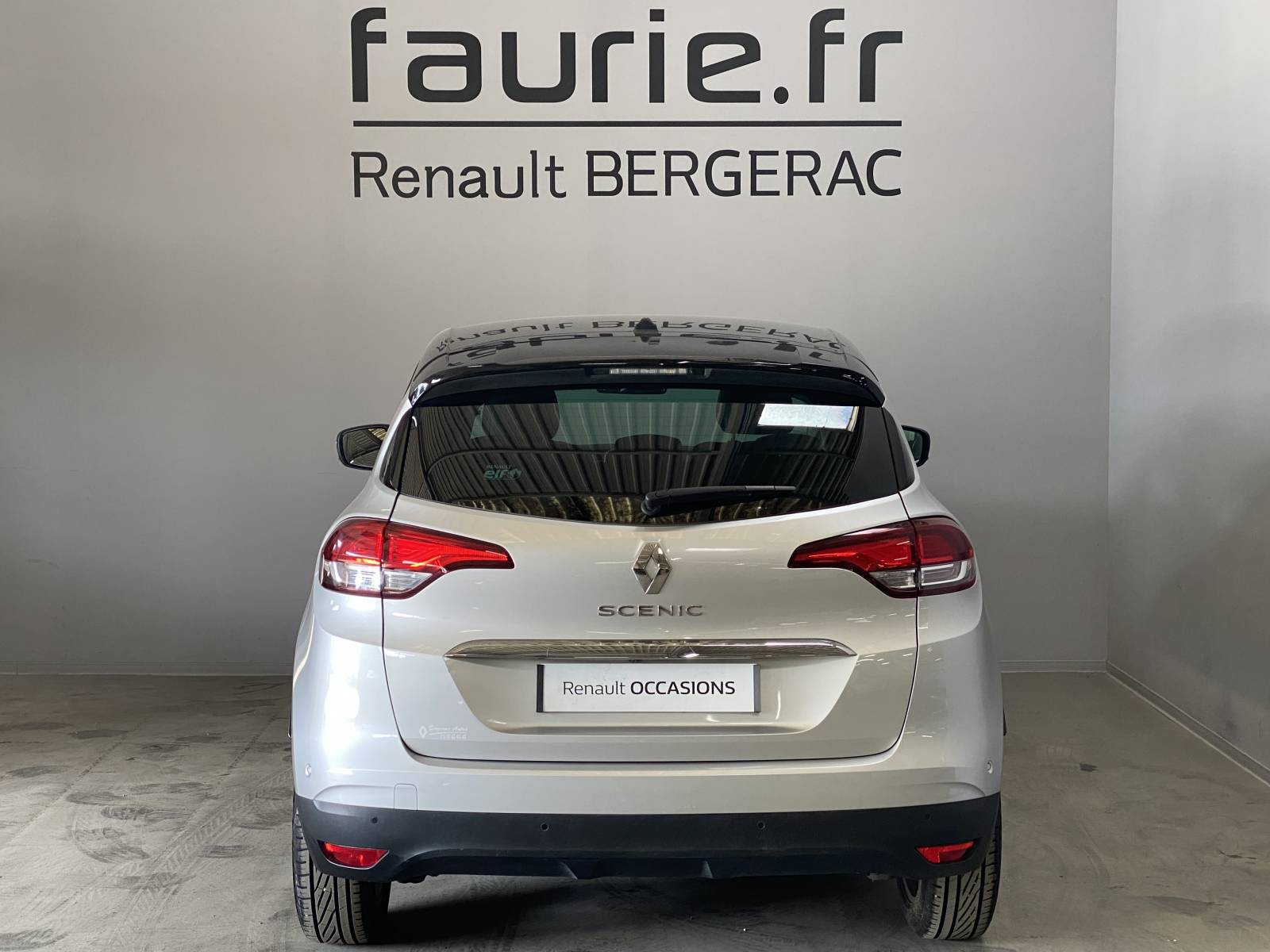 RENAULT Scenic dCi 130 Energy - véhicule d'occasion - Site Internet Faurie - Renault - Faurie Auto Bergerac - 24100 - Bergerac - 6