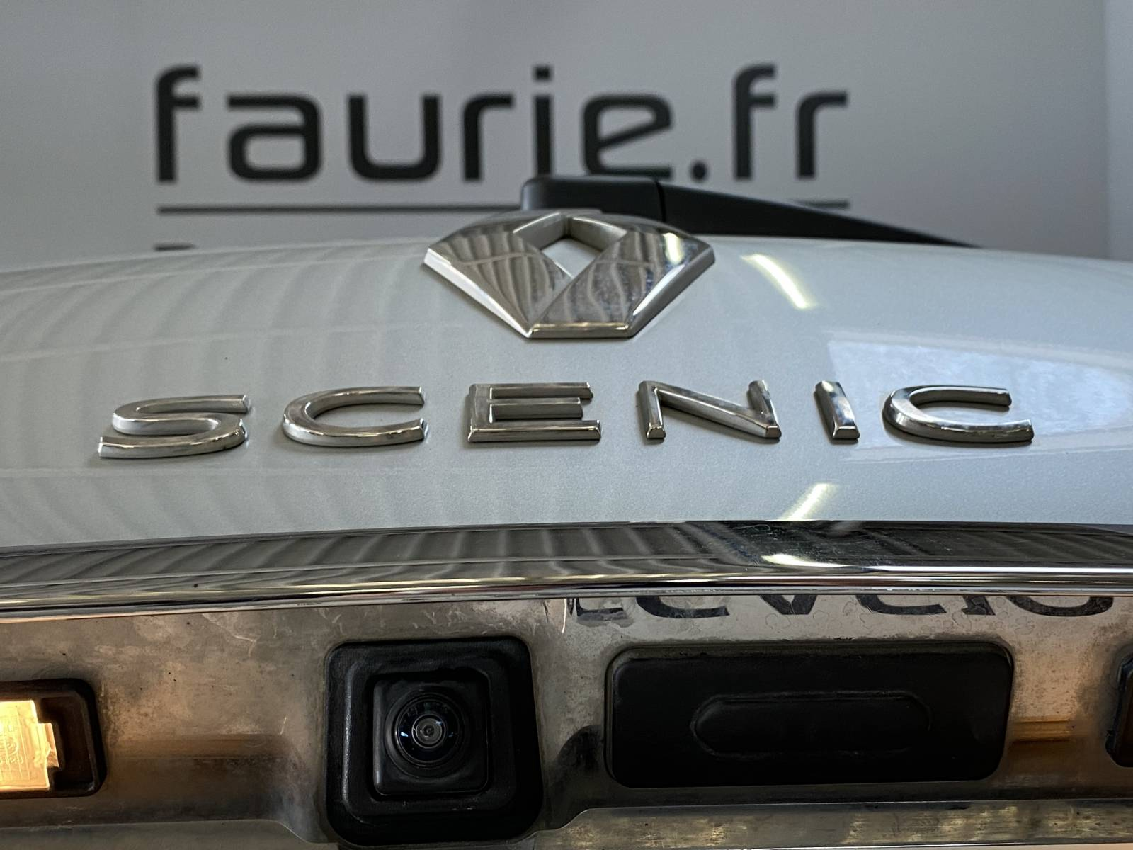 RENAULT Scenic dCi 130 Energy - véhicule d'occasion - Site Internet Faurie - Renault - Faurie Auto Bergerac - 24100 - Bergerac - 61