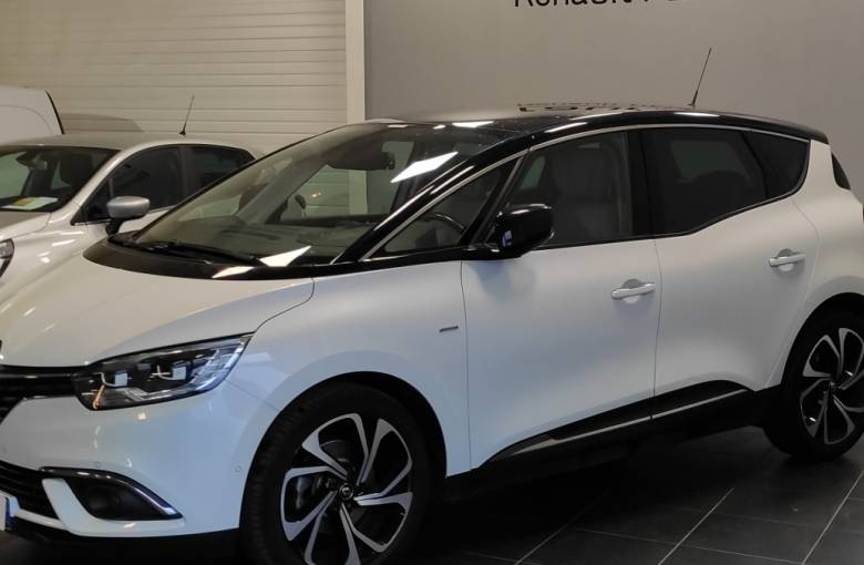 RENAULT SCENIC IV Scenic dCi 160 Energy EDC  Edition One - véhicule d'occasion - Site Internet Faurie