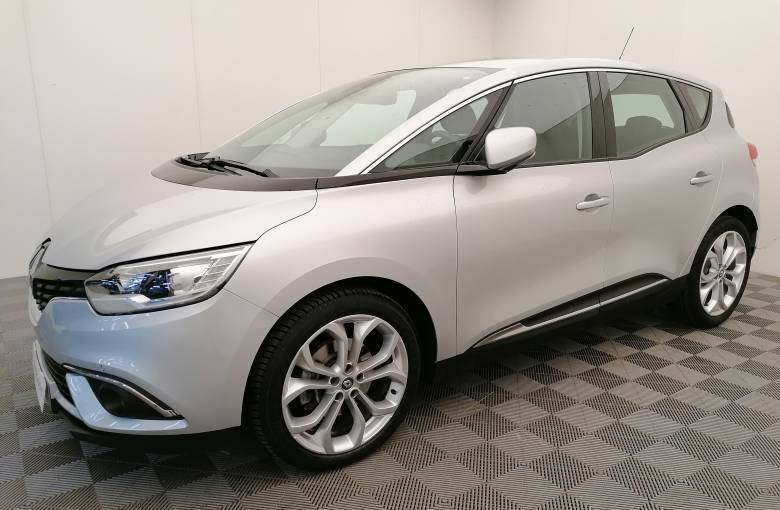 RENAULT SCENIC IV BUSINESS Scenic TCe 130 Energy  Business - véhicule d'occasion - Site Internet Faurie