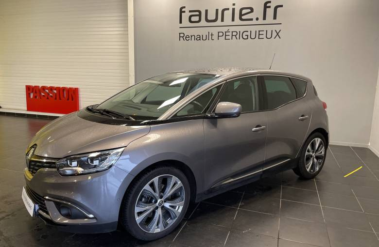 RENAULT SCENIC IV Scenic TCe 130 Energy  Intens - véhicule d'occasion - Site Internet Faurie