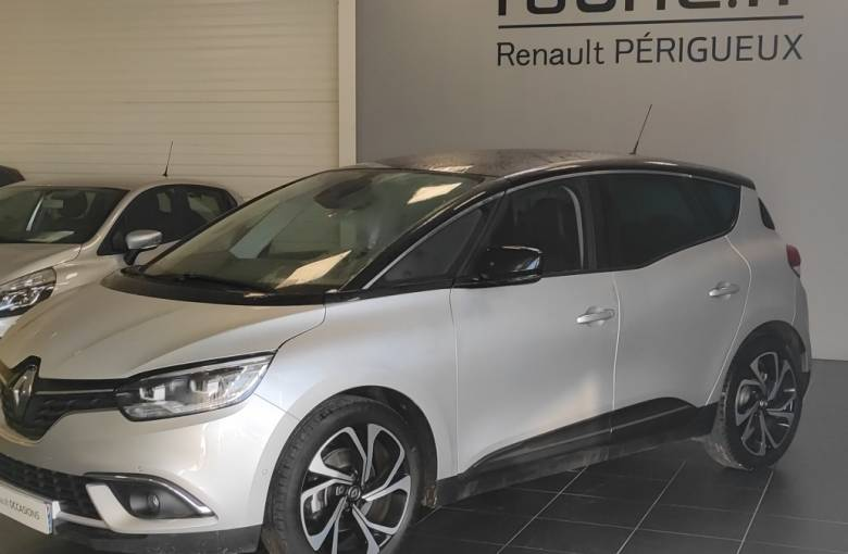 RENAULT SCENIC IV Scenic TCe 140 FAP  Intens - véhicules d'occasion - Site Internet Faurie