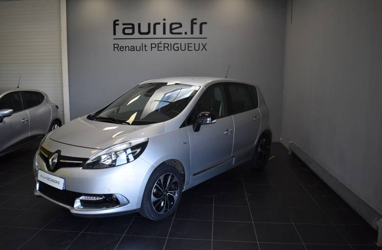 RENAULT Scenic Xmod dCi 110 Energy eco2  Bose Edition - véhicule d'occasion - Site Internet Faurie