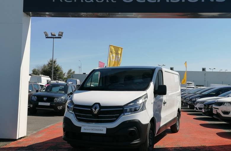 RENAULT TRAFIC FOURGON TRAFIC FGN L2H1 1300 KG DCI 145 ENERGY  GRAND CONFORT - véhicule d'occasion - Site Internet Faurie