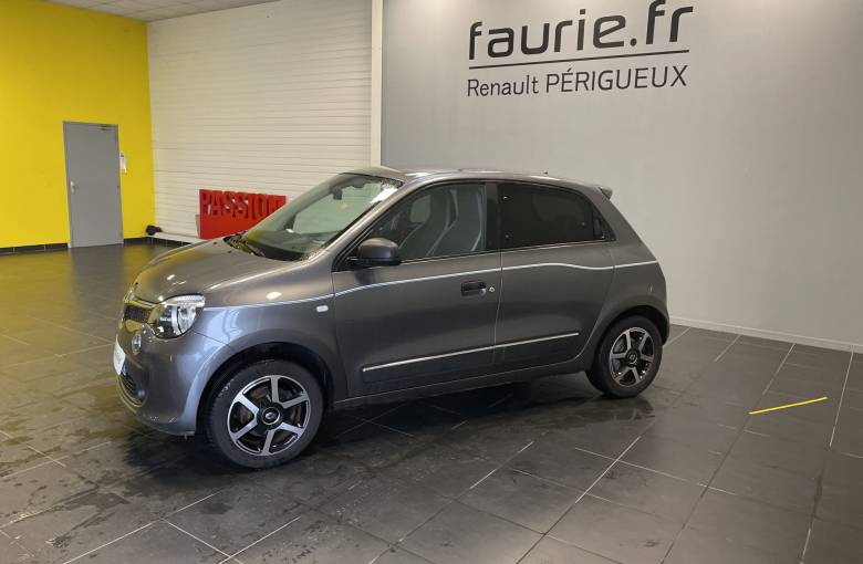 RENAULT Twingo III 0.9 TCe 90 Energy E6C  Intens - véhicule d'occasion - Site Internet Faurie