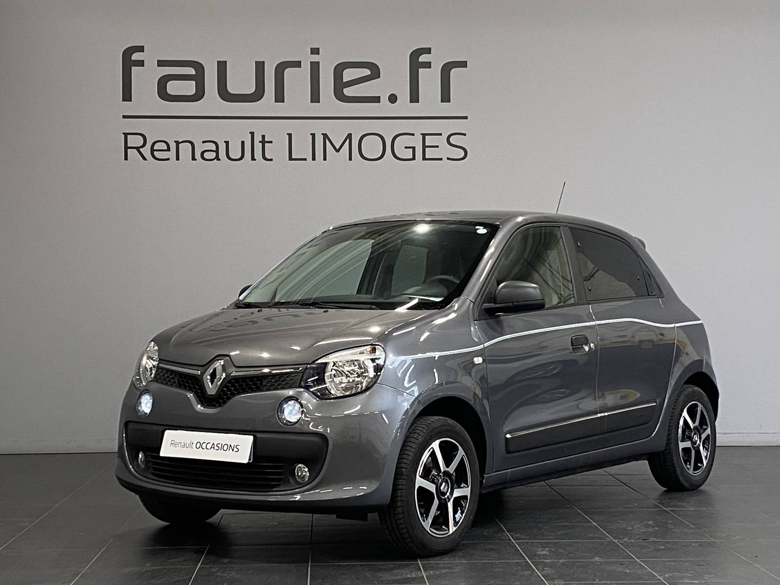 RENAULT Twingo III 0.9 TCe 90 Energy E6C - véhicule d'occasion - Site Internet Faurie - Renault - Faurie Auto Limoges - 87000 - Limoges - 1