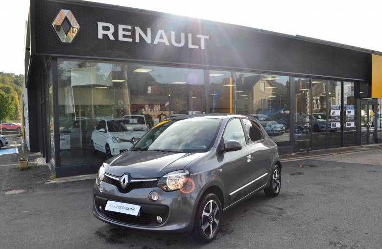 RENAULT Twingo III 0.9 TCe 90 Energy  Intens - véhicule d'occasion - Site Internet Faurie