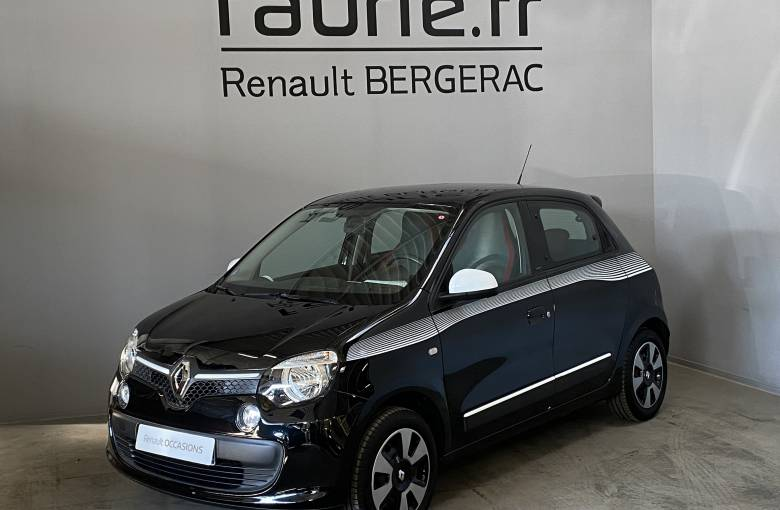 RENAULT Twingo III 0.9 TCe 90 Energy  Limited 2017 - véhicule d'occasion - Site Internet Faurie