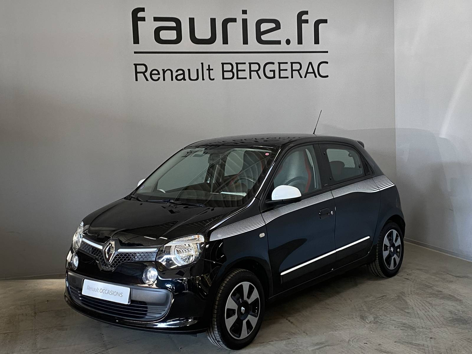 RENAULT Twingo III 0.9 TCe 90 Energy - véhicule d'occasion - Site Internet Faurie - Renault - Faurie Auto Bergerac - 24100 - Bergerac - 1