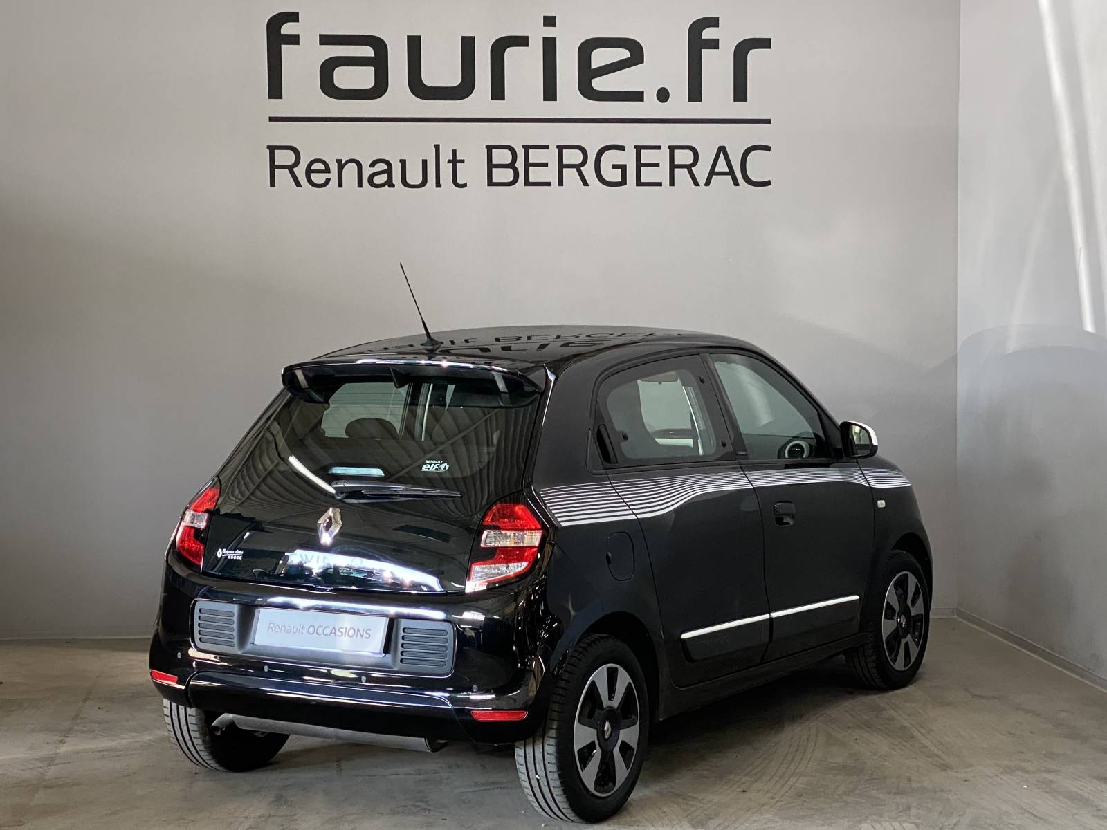 RENAULT Twingo III 0.9 TCe 90 Energy - véhicule d'occasion - Site Internet Faurie - Renault - Faurie Auto Bergerac - 24100 - Bergerac - 5