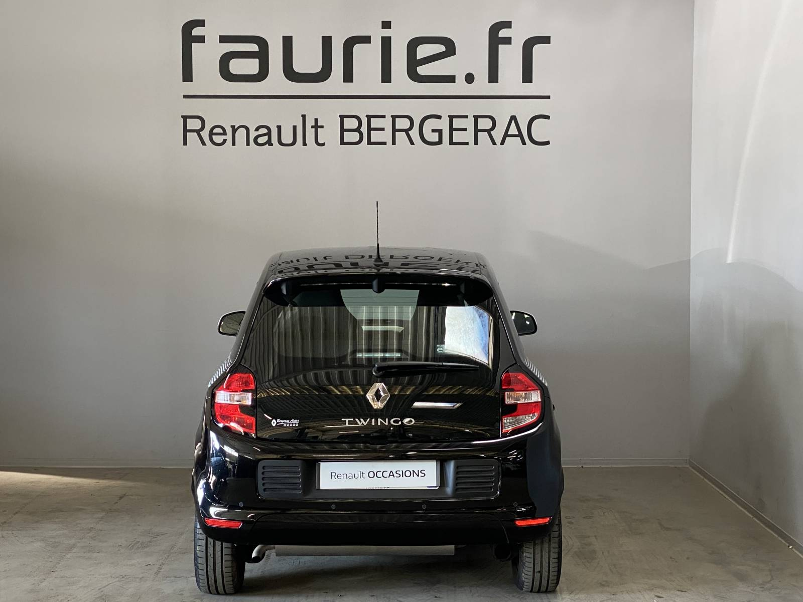 RENAULT Twingo III 0.9 TCe 90 Energy - véhicule d'occasion - Site Internet Faurie - Renault - Faurie Auto Bergerac - 24100 - Bergerac - 6