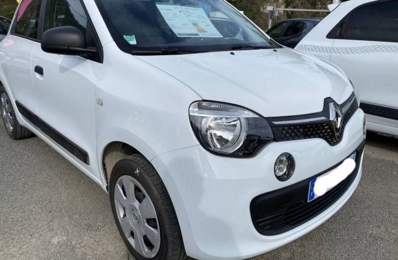 RENAULT Twingo III 1.0 SCe 70 BC  Life - véhicule d'occasion - Site Internet Faurie