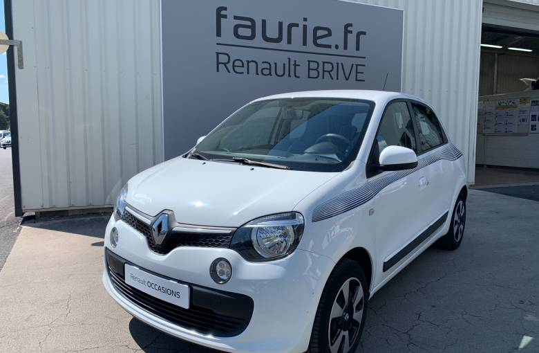 RENAULT Twingo III 1.0 SCe 70 BC  Limited 2017 - véhicule d'occasion - Site Internet Faurie