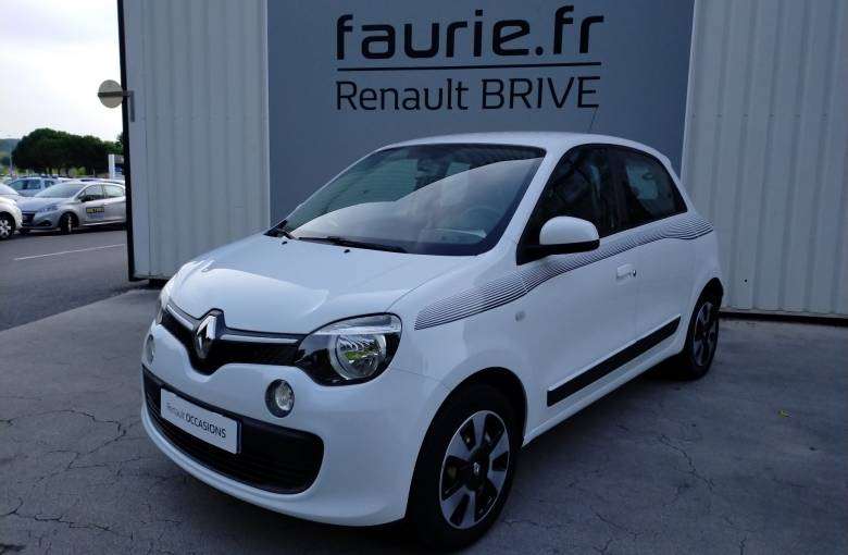 RENAULT Twingo III 1.0 SCe 70 BC  Limited - véhicule d'occasion - Site Internet Faurie