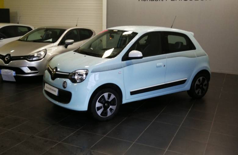 RENAULT Twingo III 1.0 SCe 70 E6C  Limited - véhicule d'occasion - Site Internet Faurie