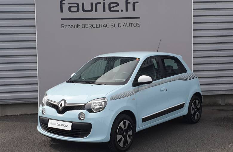 RENAULT Twingo III 1.0 SCe 70 eco2 Stop & Start  Limited - véhicule d'occasion - Site Internet Faurie