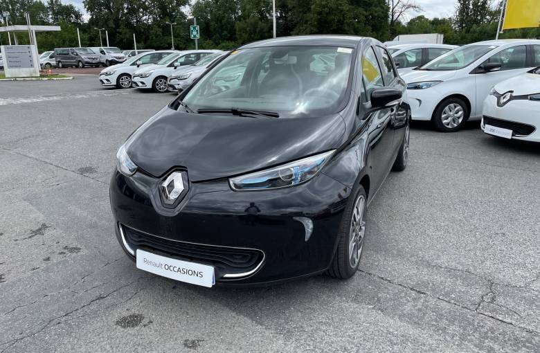 RENAULT Zoe R110  Edition One - véhicule d'occasion - Site Internet Faurie