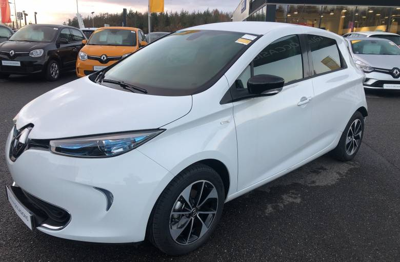 RENAULT Zoe R110  Iconic - véhicule d'occasion - Site Internet Faurie