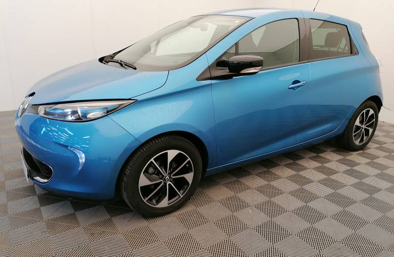 RENAULT Zoe  Intens Gamme 2017 - véhicule d'occasion - Site Internet Faurie