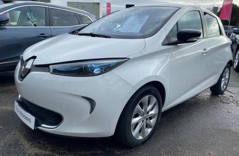 RENAULT Zoe  Intens - véhicule d'occasion - Site Internet Faurie