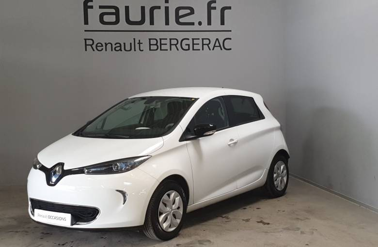 RENAULT Zoe  Life - véhicule d'occasion - Site Internet Faurie