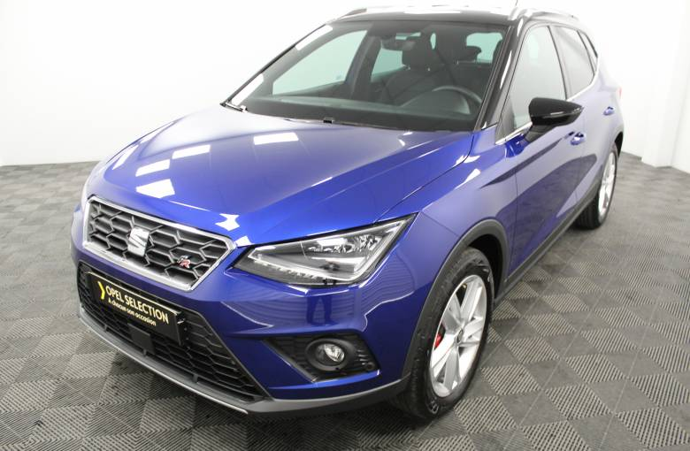 SEAT Arona 1.0 EcoTSI 115 ch Start/Stop BVM6  FR - véhicule d'occasion - Site Internet Faurie