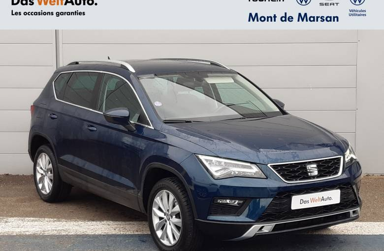 SEAT Ateca 1.4 EcoTSI 150 ch ACT Start/Stop DSG7  Style - véhicule d'occasion - Site Internet Faurie