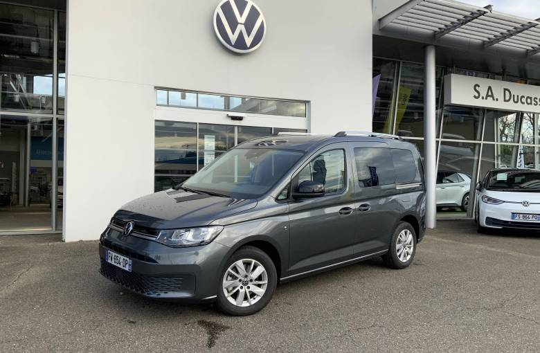 VOLKSWAGEN UTILITAIRES Caddy 2.0 TDI 122 BVM6  Life - véhicule d'occasion - Site Internet Faurie