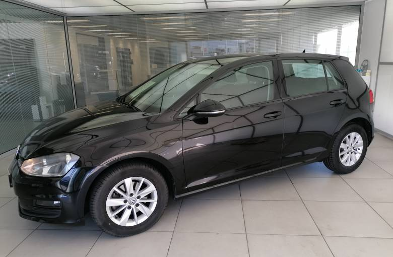 VOLKSWAGEN Golf 1.2 TSI 105 BlueMotion Technology  Confortline - véhicule d'occasion - Site Internet Faurie