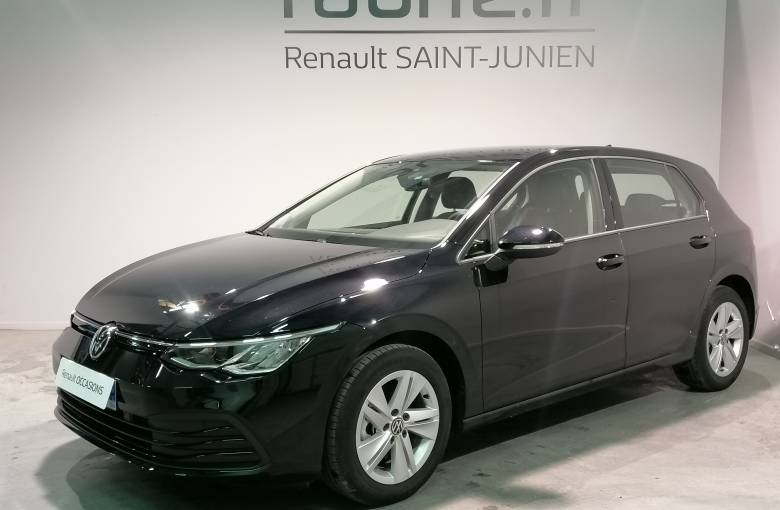 VOLKSWAGEN Golf 1.5 ETSI OPF 150 DSG7 LIFE BUSINESS 1ST  Style 1st - véhicule d'occasion - Site Internet Faurie