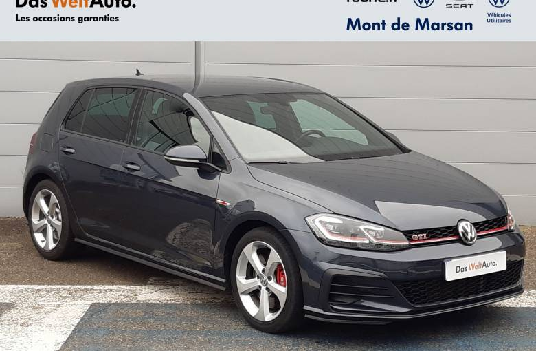 VOLKSWAGEN Golf 2.0 TSI 245 BVM6  GTI Performance - véhicule d'occasion - Site Internet Faurie